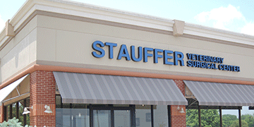 Stauffer Veterinary Surgical Center | Location Exterior