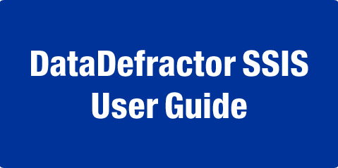 DataDefractor SSIS User Guide