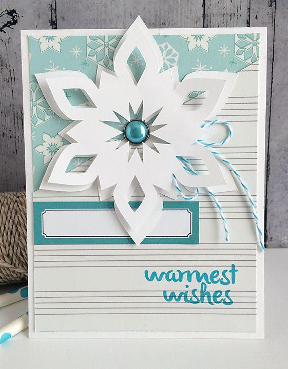 Warmest wishes by Daniela Dobson