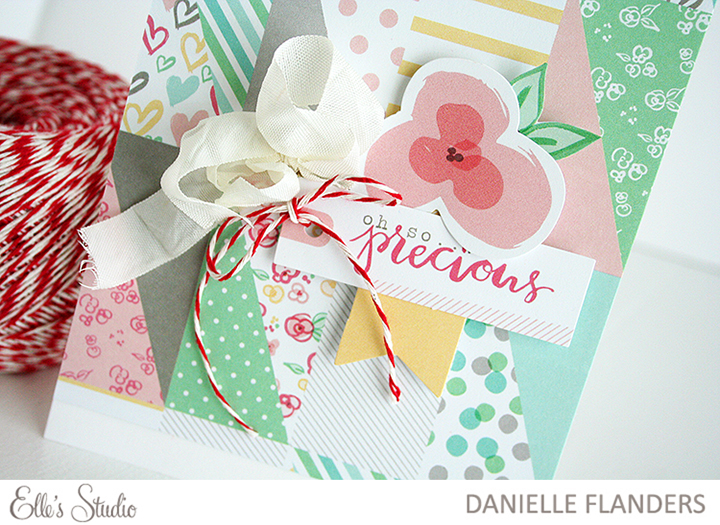 Oh So Precious card - detail720withsig