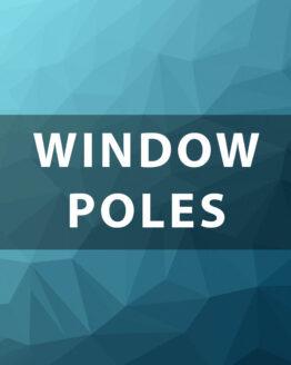 Window Poles