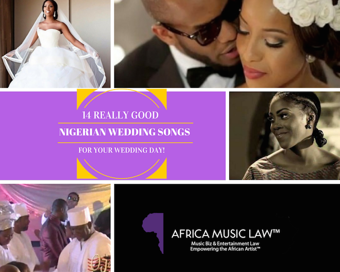 14 REALLY Good Nigerian Wedding Songs For Your Wedding Day - Africa
