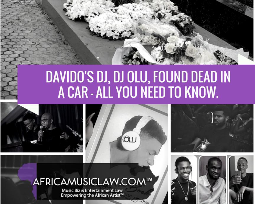 Drug Use? Davido's DJ, DJ Olu and friend Chime, found dead