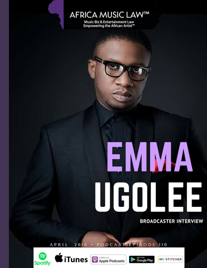 AML 110: (Exclusive) Emma Ugolee on Payola in the Nigerian Music