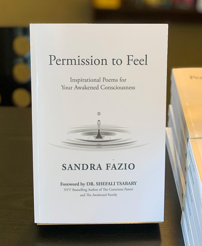 Permission to Feel by Sandra Fazio