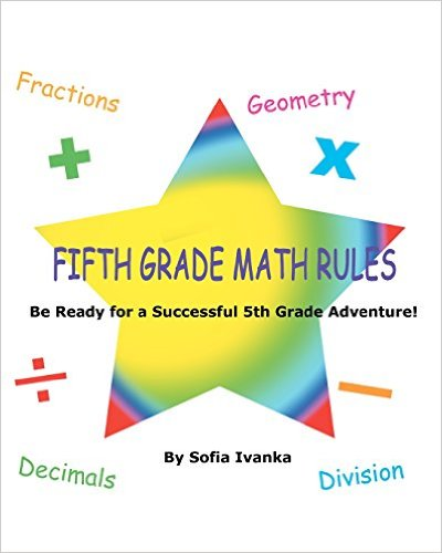 Fifth Grade Math Rules