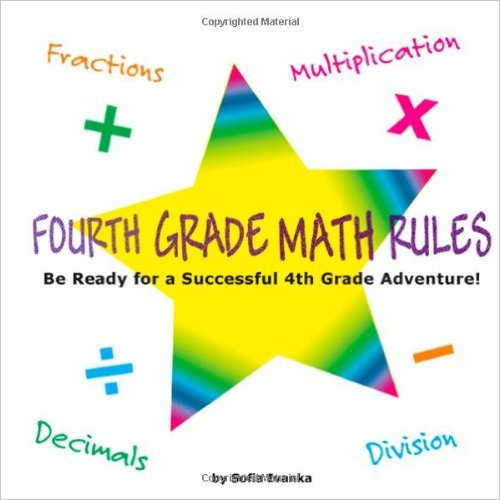 Fourth Grade Math Rules