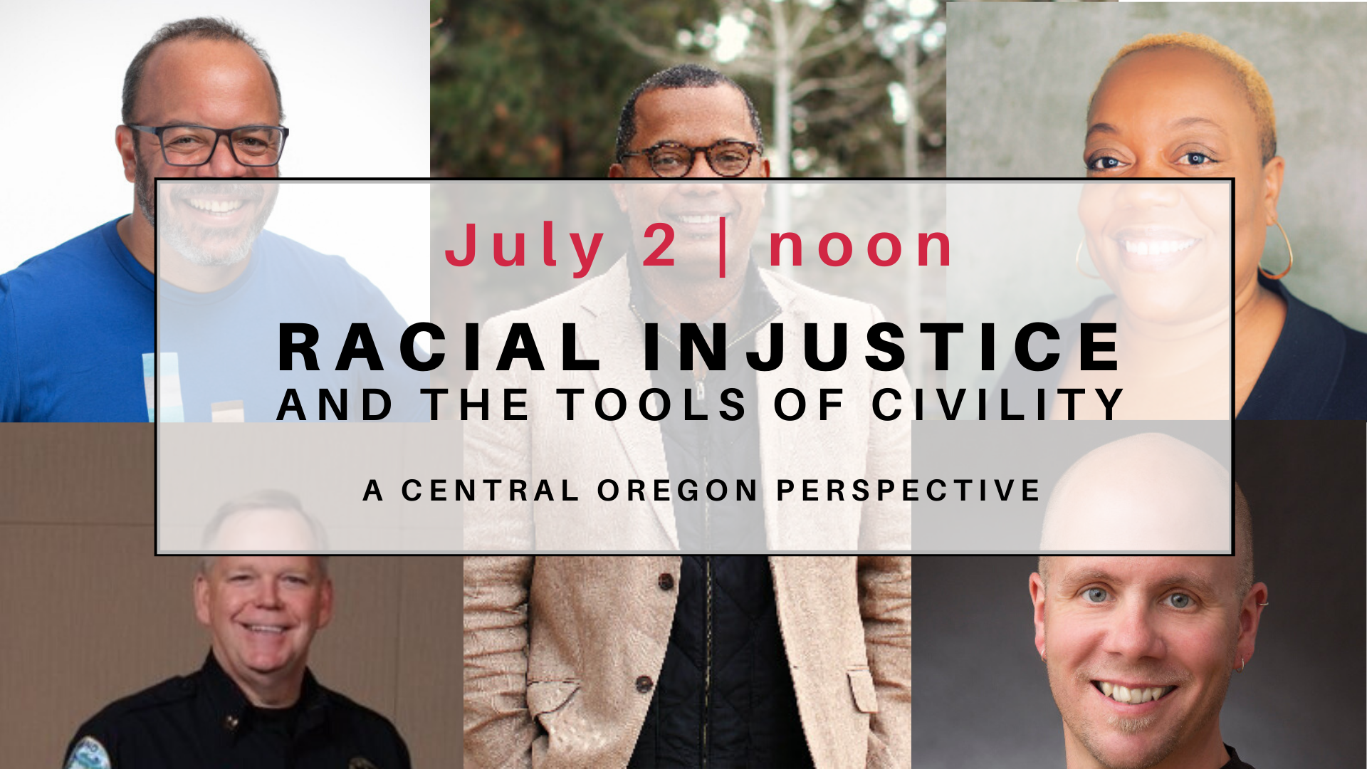 Reflections | July 2 Racial Injustice and the Tools of Civility