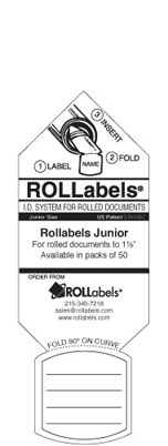 Blueprint ID tags - Junior White Label