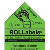 Fluorescent Rollabels