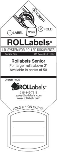 White sr Rollabel