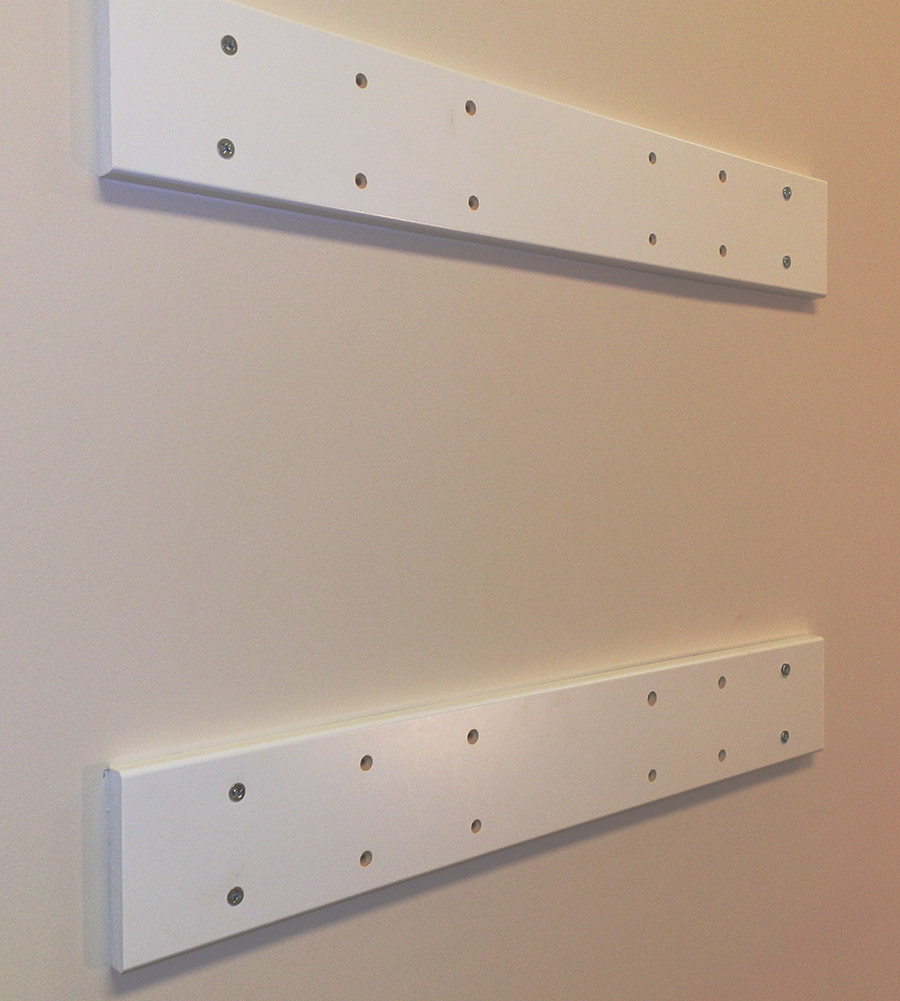 wall rack support pack