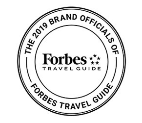 Forbes Travel Guide Brand Official Logo