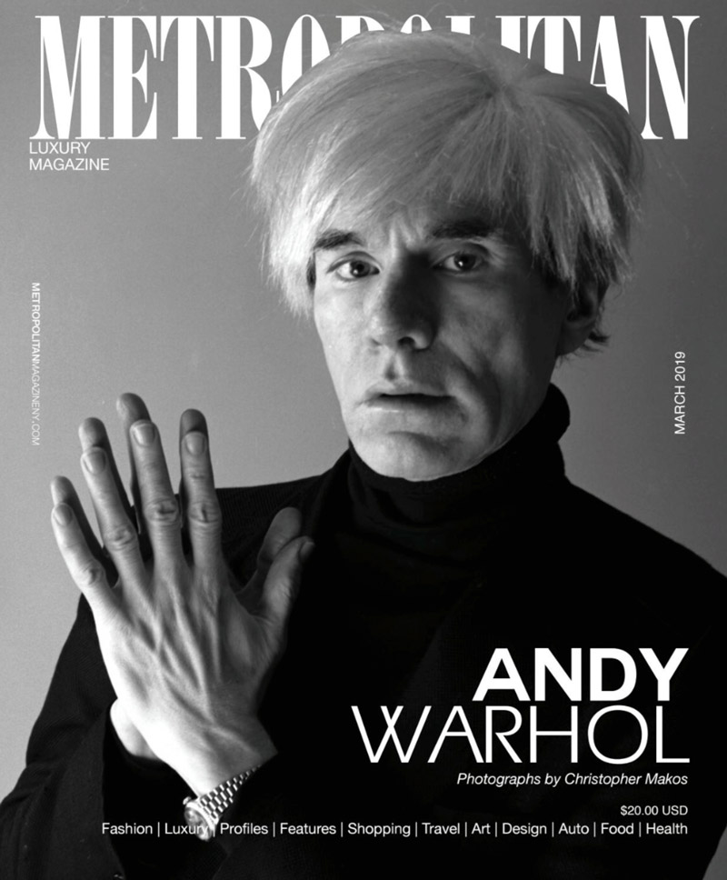 Metropolitan Magazine March 2019 Cover