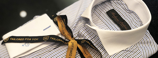 Madame Paulette Handcrafted Dress Shirt Tailored For You