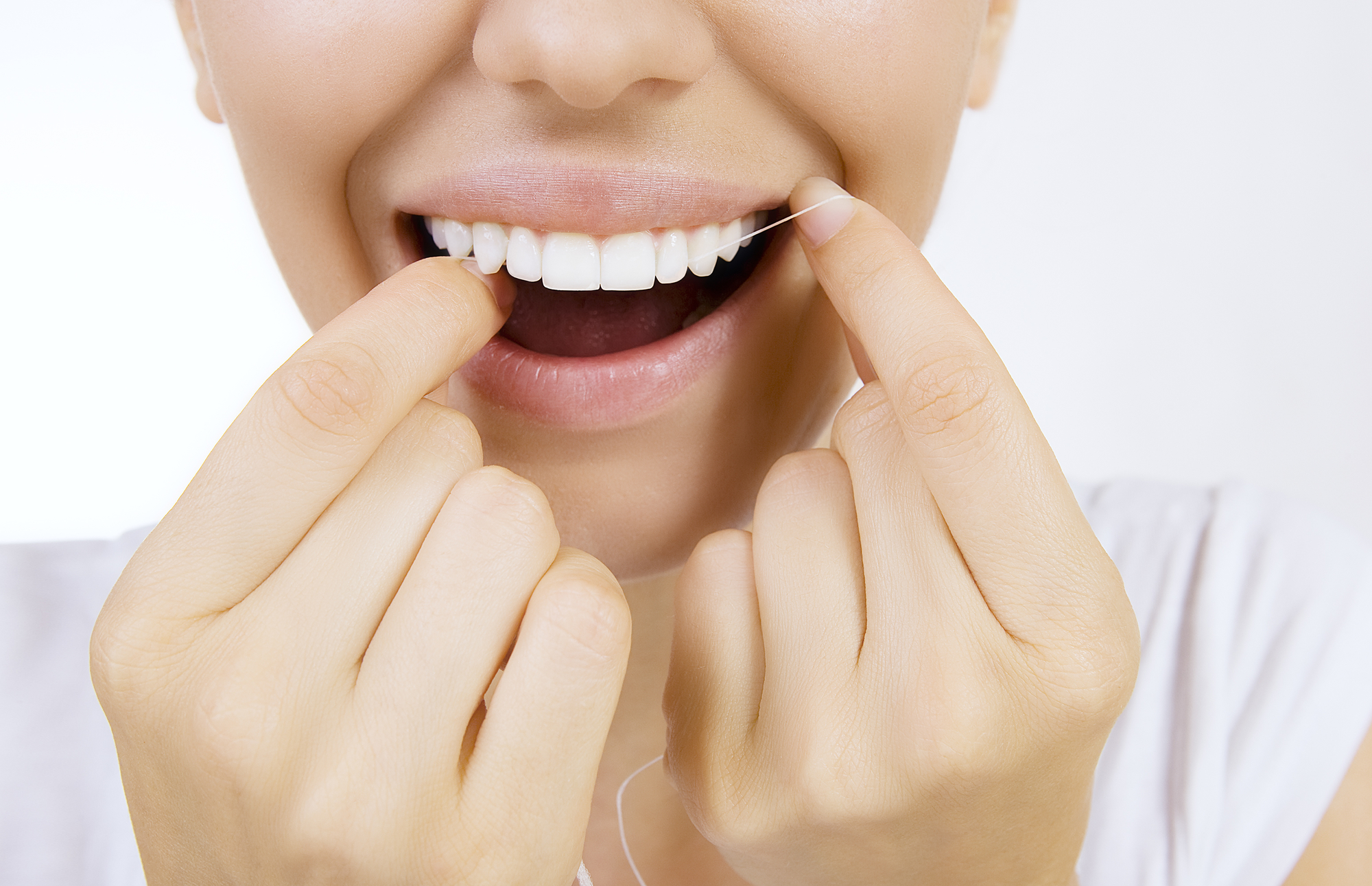 North Palm Beach Dental Care How To Properly Floss Your