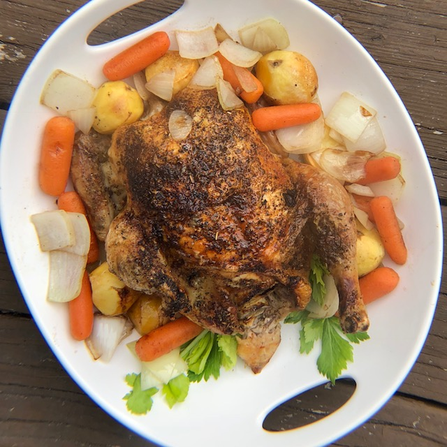 The Perfect Roast Chicken: A Classic