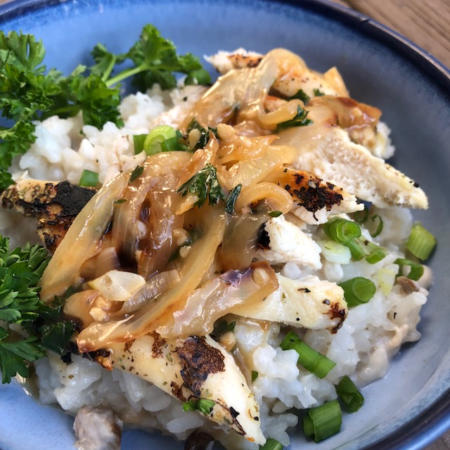Chicken 'N Rice Casserole: Without the Gluten!
