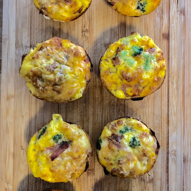 Easy Peasy Whole30 Breakfast Muffins