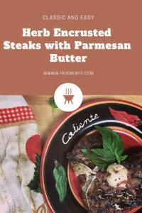 Herb steak
