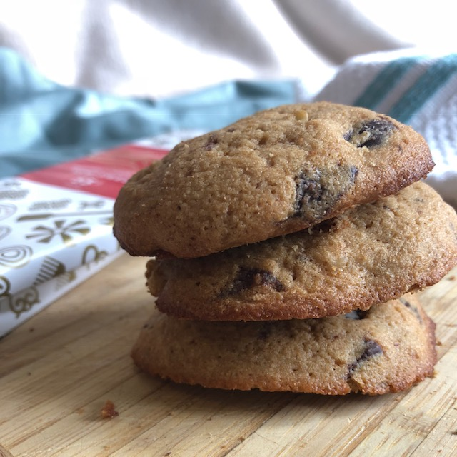 The Best and Easiest Gluten-Free Chocolate Chip Cookies Ever!