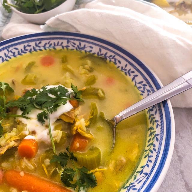 Indian Mulligatawny Soup