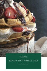 Grain free waffles