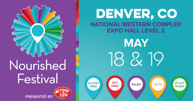 I'm headed to the Nourished Festival 2019!