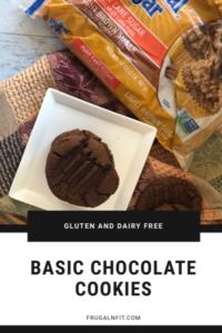 pin chocolate cookies