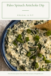 Pin this Spinach Dip