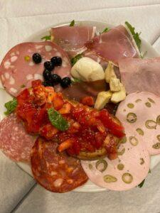 Gluten Free Antipasto plate