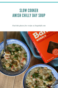 Pin chilly day soup