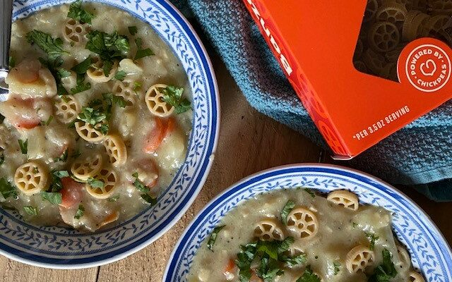 Slow Cooker Amish Chilly Day Soup