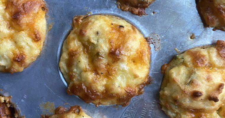 Using Leftover Mashed Potatoes
