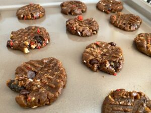 Holiday Everything Cookies