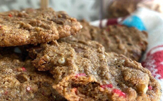 Holiday Everything Cookies – #ChristmasCookieWeek