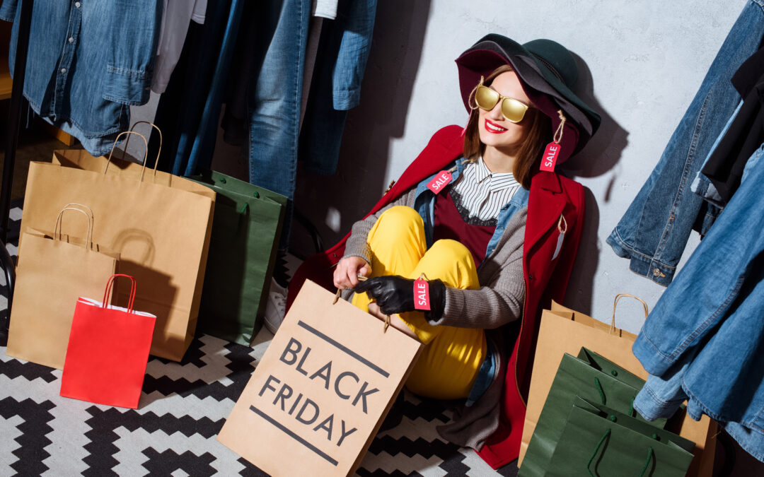 5 Ecommerce Marketing Tips for Black Friday