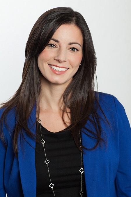 headshot of Christa DeHuff wedding planner