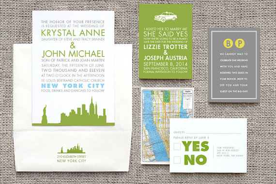 new-york-wedding-invitation-suite
