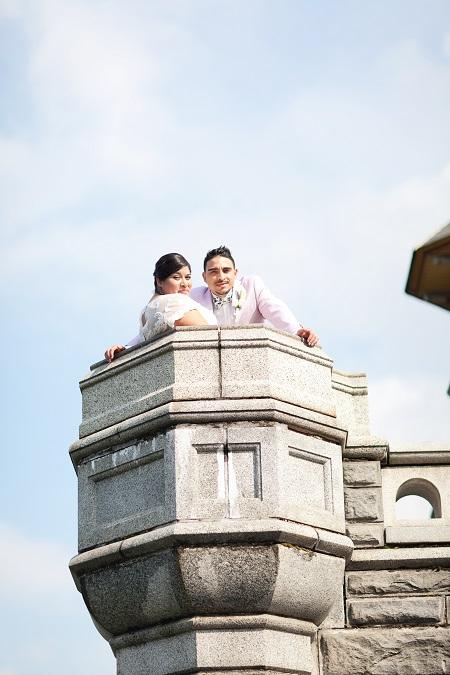 belvedere castle wedding
