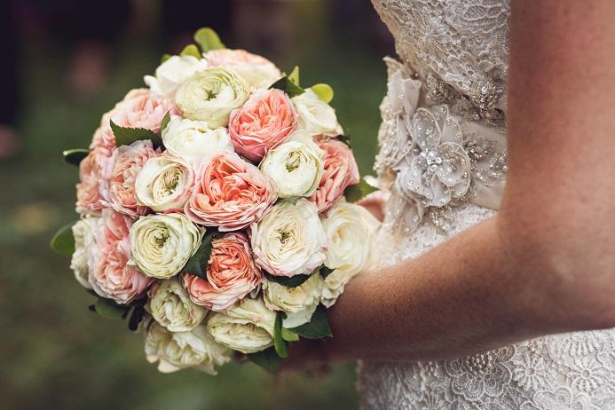 white-pink-cabbage-rose-wedding-bouquet