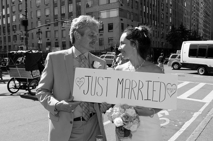 central-park-just-married