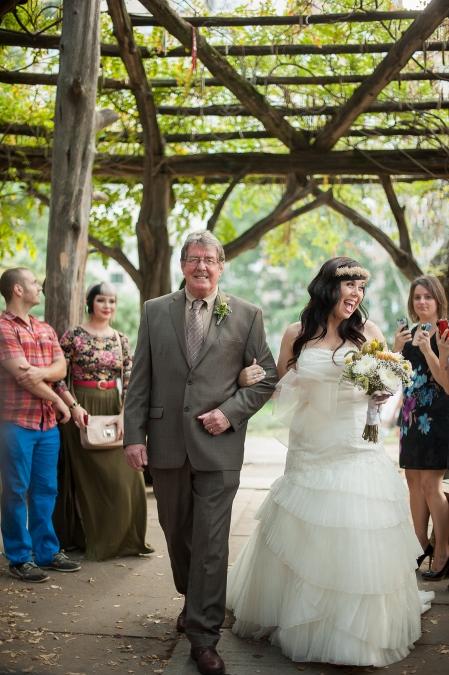 cop-cot-wedding-processional