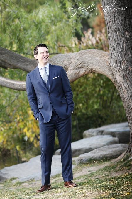 groom-portrait-central-park-wedding-fall