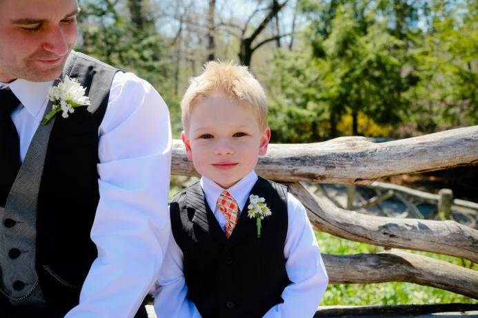 best-man-central-park-wedding