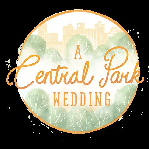 A Central Park Wedding