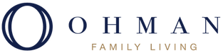 Ohman Family Living Logo