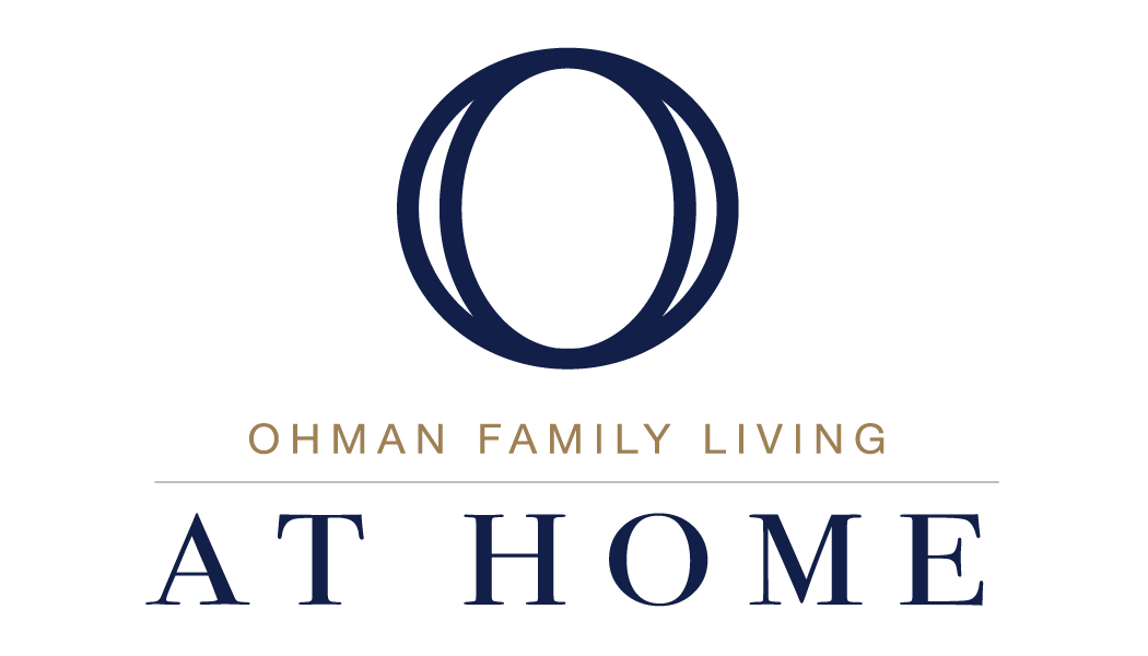 Ohman Family Living at Home logo