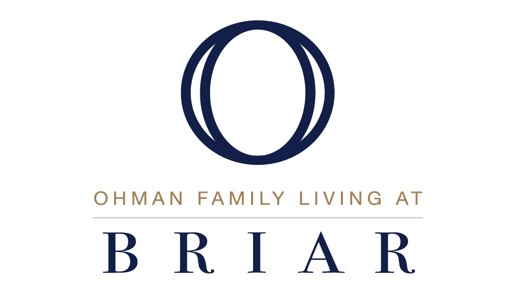 Ohman Family Living at Briar logo