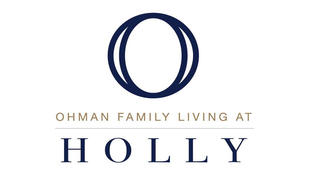 Ohman Family Living at Holly logo